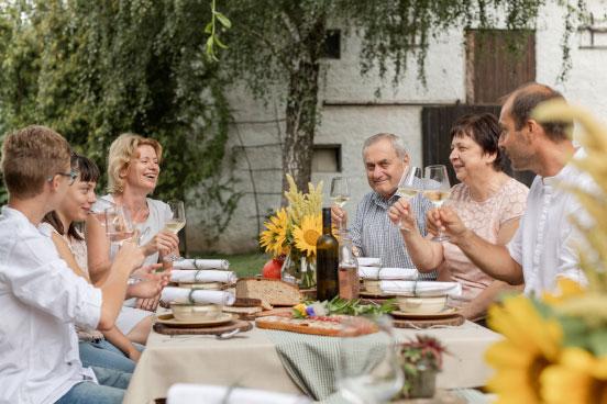 Družinski izlet – ogled kmetije