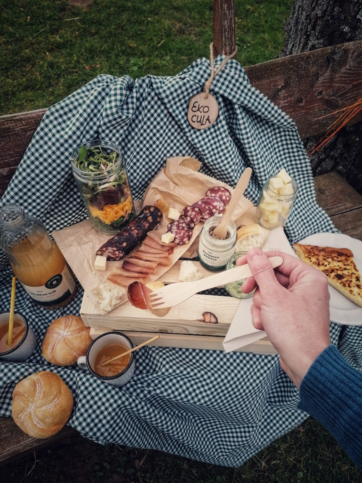 Eko piknik cula